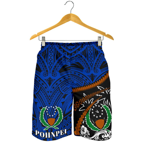 Pohnpei Men Shorts - Road to Hometown K4