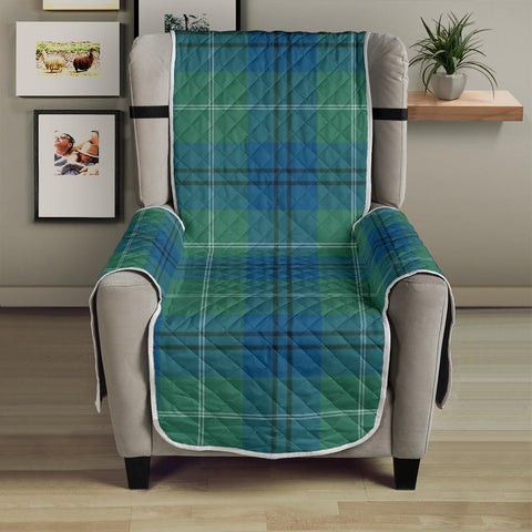 Oliphant Ancient Tartan Chair Sofa Protector K7