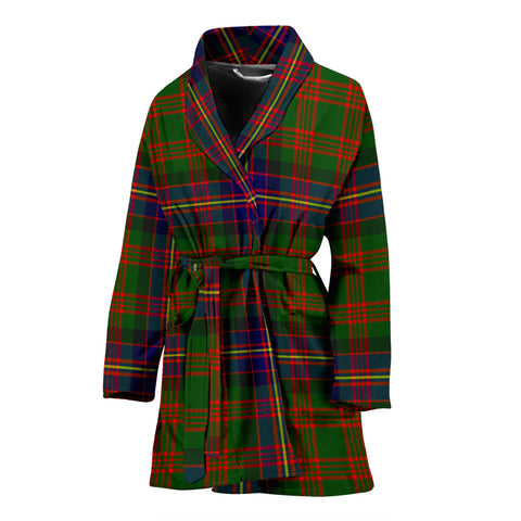 Image of Cochrane Modern Tartan Women's Bath Robe
