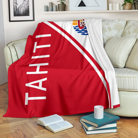 Tahiti Premium Blanket - Curve Version