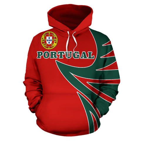 Image of Portugal Sport Hoodie - Warrior Style