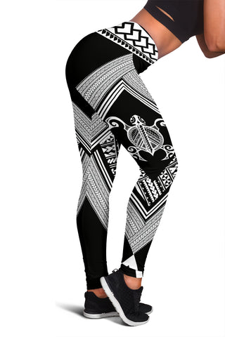 Turtle Polynesian Leggings - Diamond Style J9