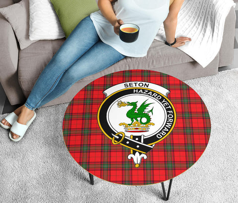 Seton Clans Cofee Table BN