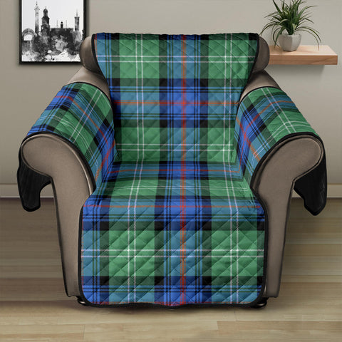 Sutherland Old Ancient Tartan Recliner Sofa Protector A9 copy