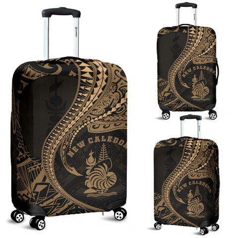 Image of New Caledonia Luggage Covers Kanaloa Tatau Gen NC (Gold)