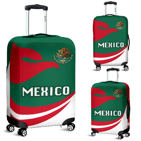 Mexico Luggage Covers Proud Version | 1sttheworld