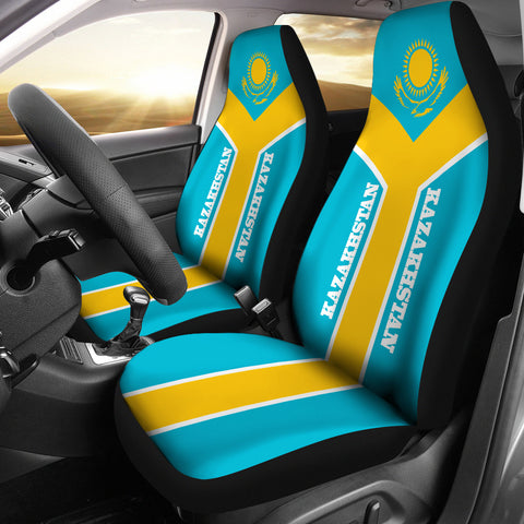 Image of Kazakhstan Car Seat Covers Rising A10