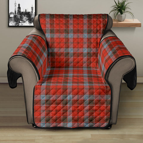 Robertson Weathered Tartan Recliner Sofa Protector | Tartan Home Set