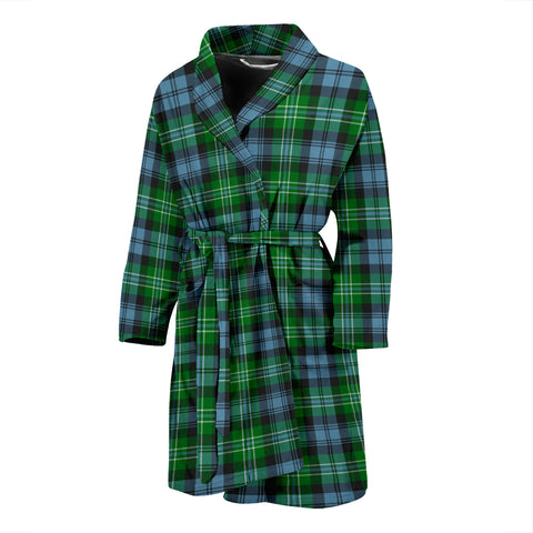 Arbuthnot Ancient Tartan Men's Bath Robe
