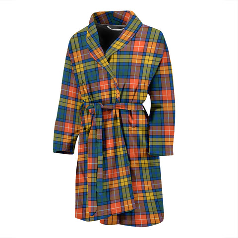 Buchanan Ancient Tartan Men's Bath Robe