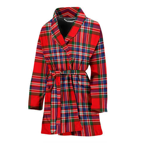 Image of Macfarlane Modern Tartan Women's Bath Robe