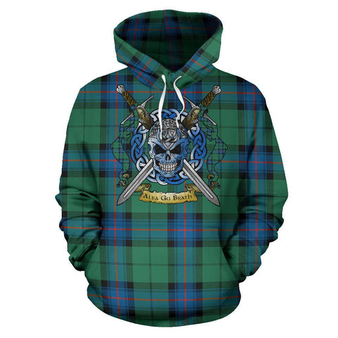 Armstrong Ancient Tartan Hoodie Celtic Scottish Warrior A79 | Over 500 Tartans | Clothing | Apaprel