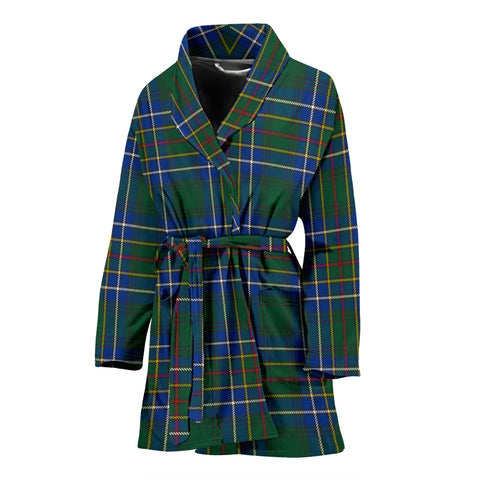 Cockburn Ancient Tartan Women's Bath Robe