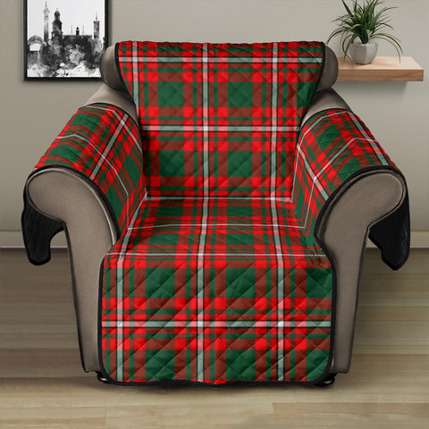 Image of Princess Margaret Tartan Recliner Sofa Protector | Tartan Home Set
