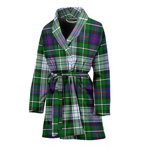 Image of Mackenzie Dress Modern Tartan Women's Bath Robe