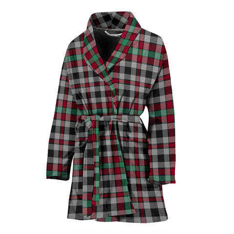 Image of Borthwick Ancient Tartan Women's Bath Robe