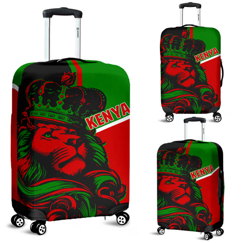 Kenya Lion Luggage Covers Bn10 | Love The World
