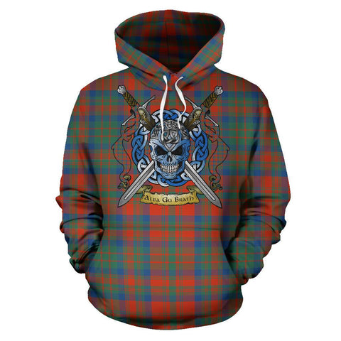 Image of Matheson Ancient Tartan Hoodie Celtic Scottish Warrior A79 | Over 500 Tartans | Clothing | Apaprel