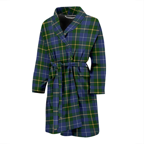 Nova Scotia Tartan Men's Bathrobe