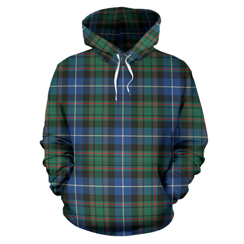 Image of Macrae Hunting Ancient Tartan Hoodie HJ4