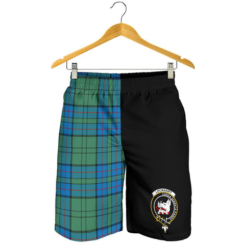 Lockhart Tartan Men's Shorts | 1sttheworld.com