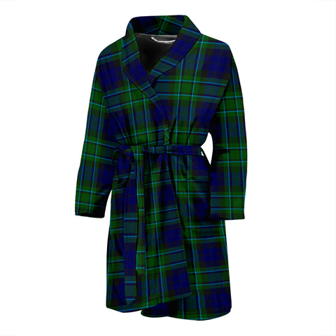 Image of MacCallum Modern Tartan Men's Bath Robe