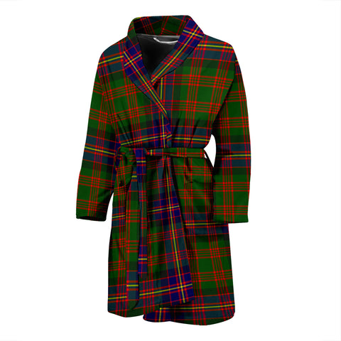 Cochrane Modern Tartan Men's Bath Robe