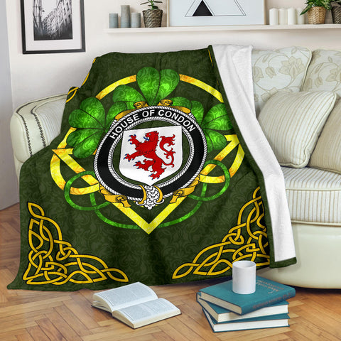 Condon Ireland Premium Blanket | Home Set | Special Custom Design