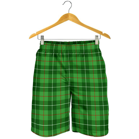 Galloway District Tartan Shorts For Men