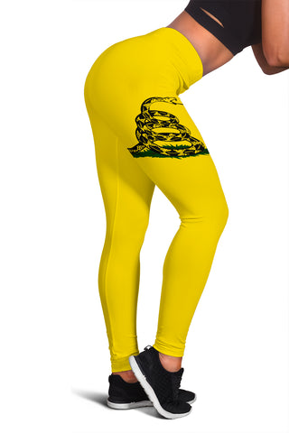 Gadsden Flag Women's Leggings