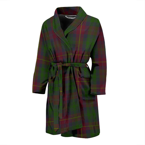 Cairns Tartan Men's Bath Robe