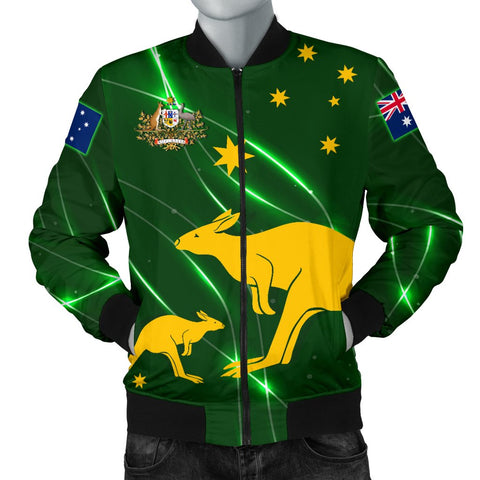 The Aussie Men's Bomber Jacket A10