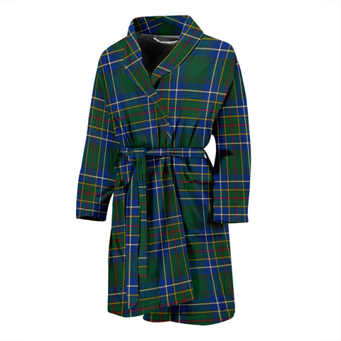 Cockburn Ancient Tartan Men's Bath Robe