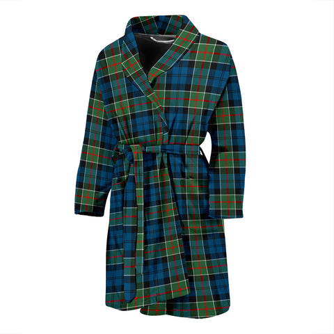 Colquhoun Ancient Tartan Men's Bath Robe