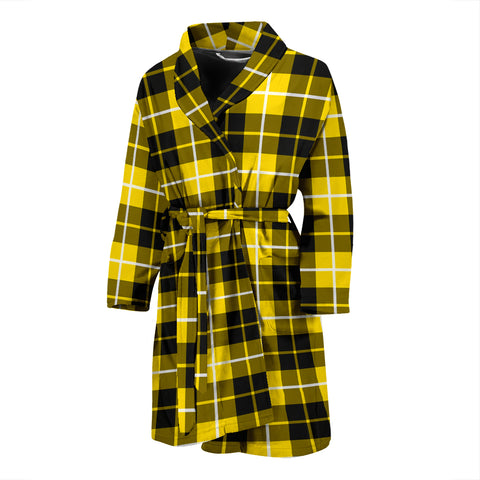 Barclay Dress Modern Tartan Men's Bath Robe