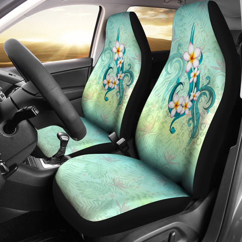 Image of Hawaii, Hawaiian, Polynesian Tribal, Hawaii Polynesia, Hawaii Plumeria Flower car seat covers, Hawaii car seat covers, Hawaiian Plumeria Flower car seat covers, Hawaiian car seat covers, car seat covers,