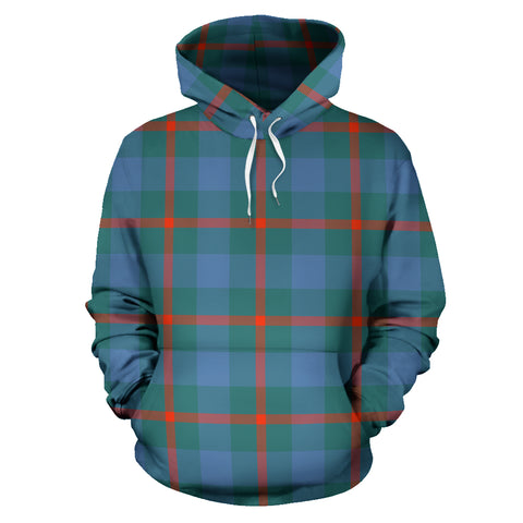 Image of Agnew Ancient Tartan Hoodie HJ4