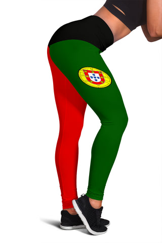 Portugal Rising Leggings | Men & Women | Leggings