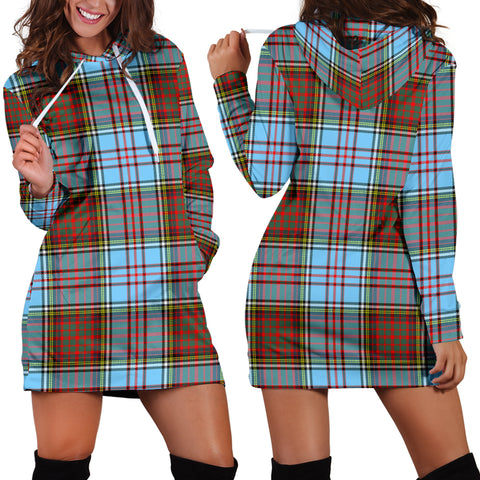Anderson Ancient Tartan Hoodie Dress HJ4
