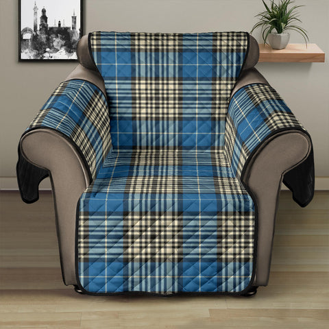 Image of Napier Ancient Tartan Recliner Sofa Protector | Tartan Home Set