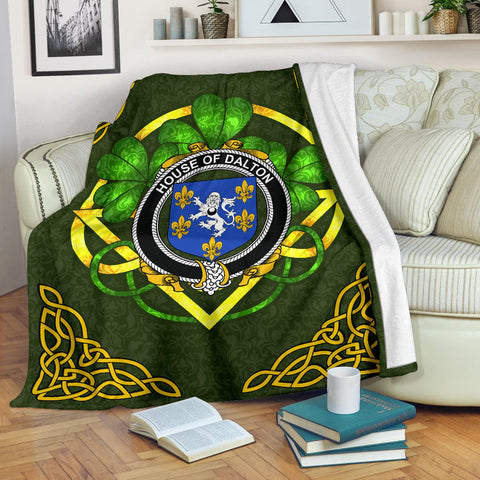 Dalton Ireland Premium Blanket | Home Set | Special Custom Design