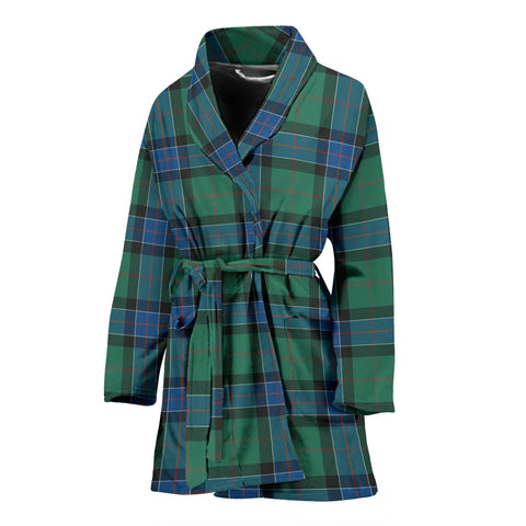 Image of Sinclair Hunting Ancient Tartan Women's Bath Robe