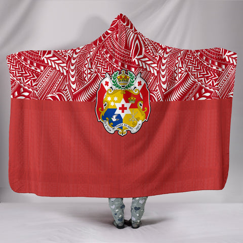 hooded blanket, hooded blankets, tonga, coat of arm, polynesian, online shopping