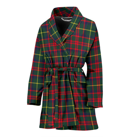 Mackintosh Hunting Modern Tartan Women's Bath Robe