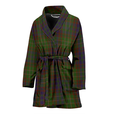 Image of Cunningham Hunting Modern Tartan Women's Bath Robe