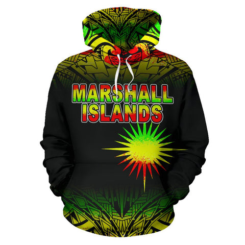 Marshall Islands Polynesian Hoodie, Marshall Islands clothing, Polynesian Hoodie