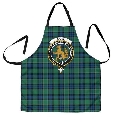 Graham of Menteith Ancient Tartan Clan Crest Apron