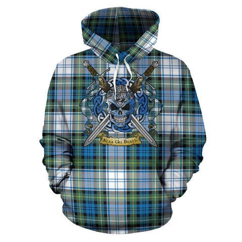 Campbell Dress Ancient Tartan Hoodie Celtic Scottish Warrior A79 | Over 500 Tartans | Clothing | Apaprel