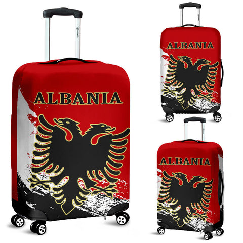 Image of Albania Special Luggage Covers A7 | Love The World