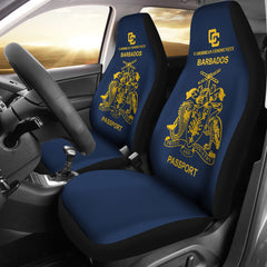 Barbados Car Seat Covers - Barbados Passport - BN04